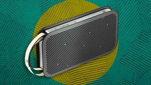 Surround Sound Is Possible With The Beoplay A2 Bluetooth Speaker