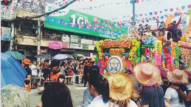 Sights And Sounds Of Sinulog 2017