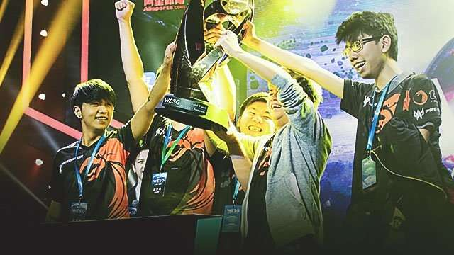 These Pinoys Just Won P40 Million In A 'DOTA 2' Tourney