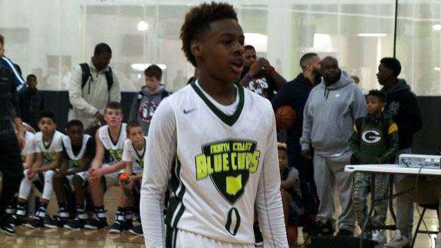 LeBron James Jr.'s Hoops Skills Prove That He Is Indeed The Son Of The King