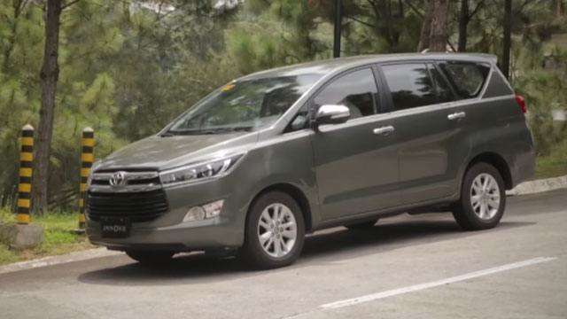 The Toyota Innova Is The Perfect Out Of Town Vehicle