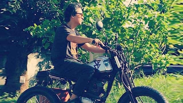 Ely Buendia Has Killer Taste In Motorcycles