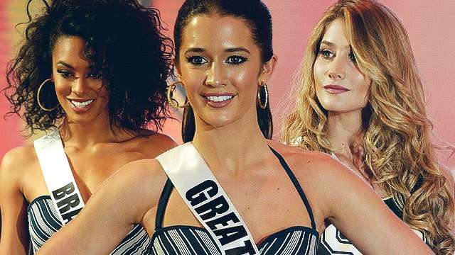 Best In Bikini: The 2016 Miss Universe Candidates Slay In Their Swimsuits
