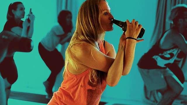 Beer Yoga Is The Next Big Fitness Craze