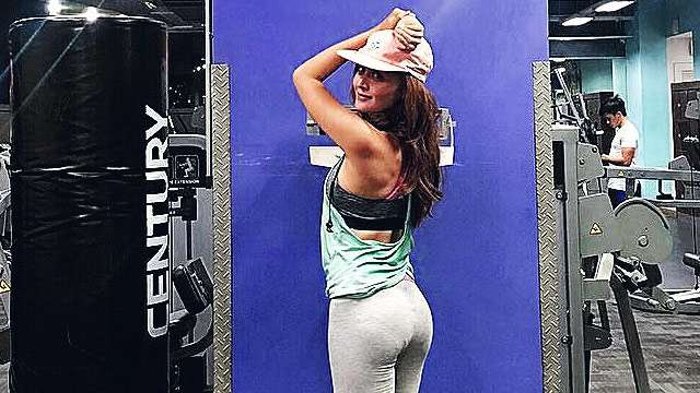 Kris Bernal Is Your Dream Gym Buddy