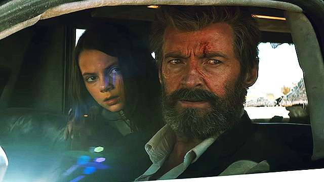 X-23 And Wolverine Pull Out The Claws In The New 'Logan' Trailer
