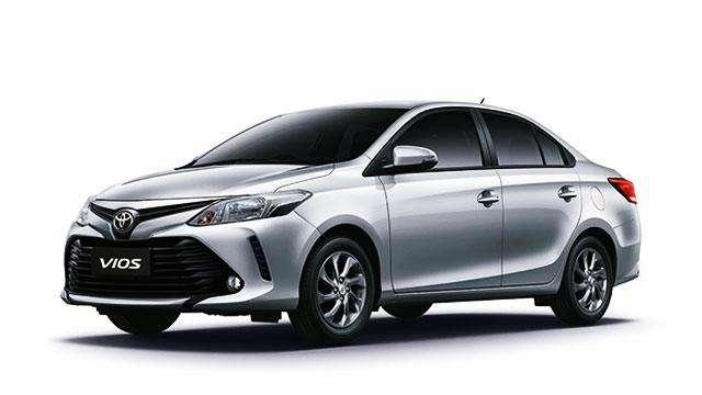 Toyota Unveils The 2017 Vios In Thailand