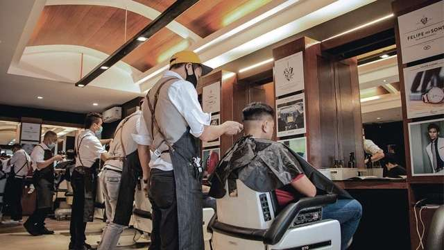 5 Snazzy Barbershops That Are A Cut Above The Rest