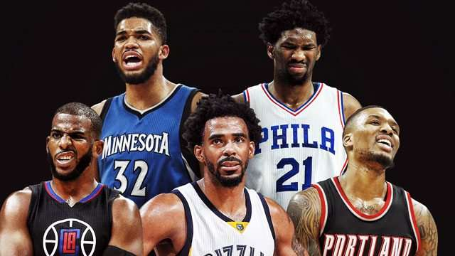 The 2017 NBA All-Star Snub Team