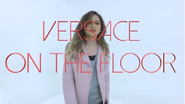 Ella Cruz Grooving To 'Versace On The Floor' Made Our Jaws Drop
