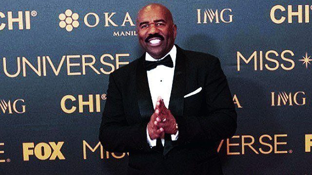 The Best Of Steve Harvey At Miss Universe 2016