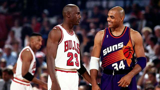 4 Other Players That Charles Barkley Has Pissed Off