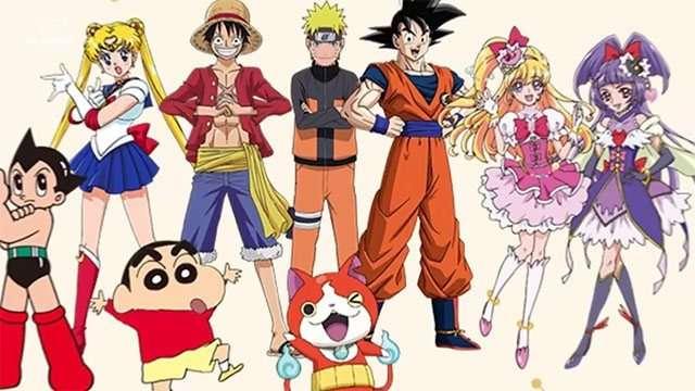 Goku, Shin-Chan, And Naruto Are The 2020 Tokyo Olympics Ambassadors