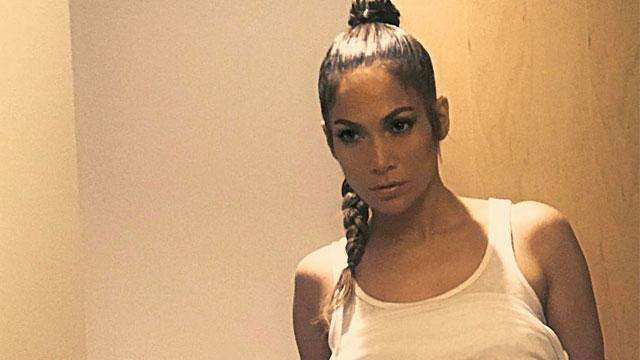 Jennifer Lopez Is All About The Underboob In A New Sexy Snap