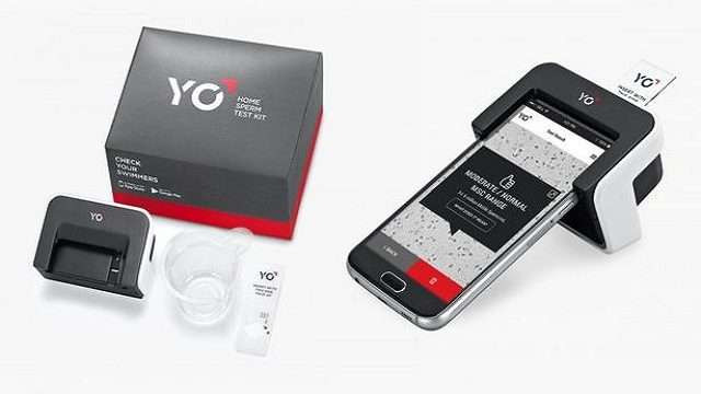 You Can Now Check Your Sperm Count Using This Smartphone Device