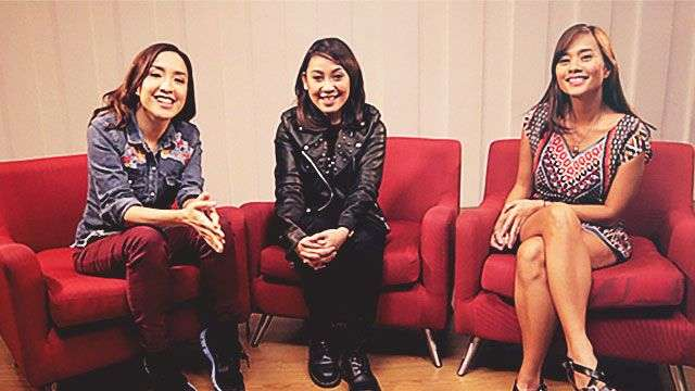 Aia, Barbie, And Kitchie On Backmasking, Going Solo, And Revealing Secrets