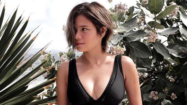 Louise Delos Reyes Unleashes Killer Cleavage Power In One-Piece