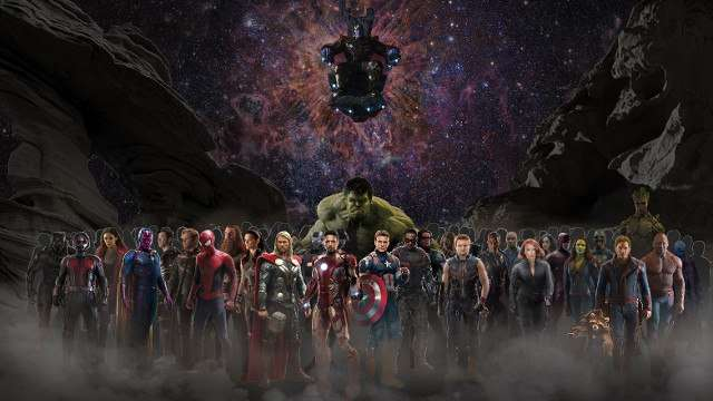 Marvel's 'Avengers: Infinity War' First Look Was The Best Thing About The Weekend