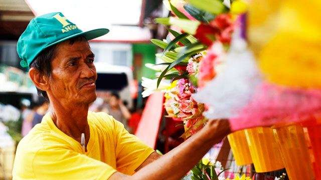 'I'm A 62-Year-Old Dangwa Flower Vendor And I've Lived A Hard, Colorful Life'