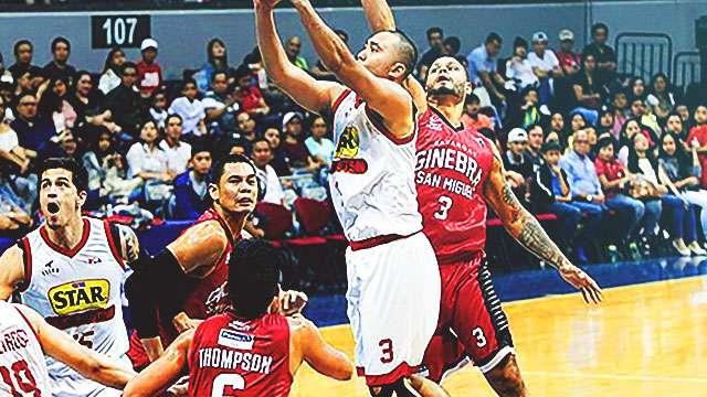 3-1 Or 2-2: Ginebra And Star Game 4 Keys To Victory