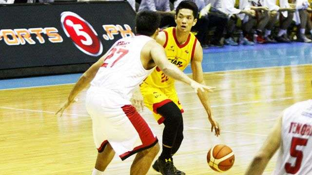 Star Vs. Ginebra: Remember The Names Of These Unexpected Superstars