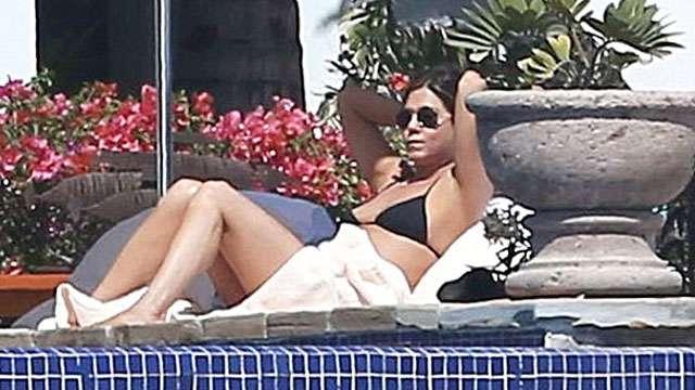 Jennifer Aniston Celebrates Her Birthday In A Tiny Bikini