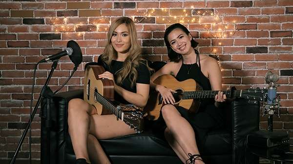 FHM Sessions: Julz Savard And Emmanuelle Vera Perform A Spellbinding Duet