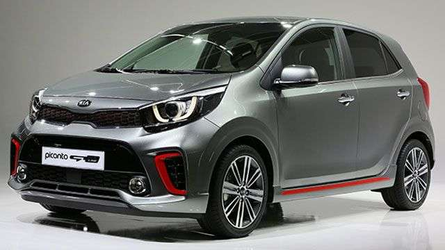 The All-New Kia Picanto Is Looking Sleeker Than Ever