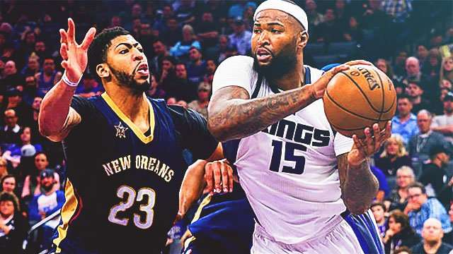 Are Boogie And The Brow The Best Twin-Tower Combo In NBA History?