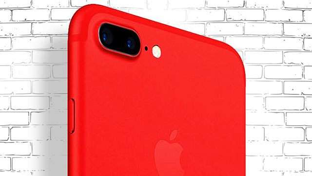 Rumor Mill: Is A Red iPhone Coming This March?