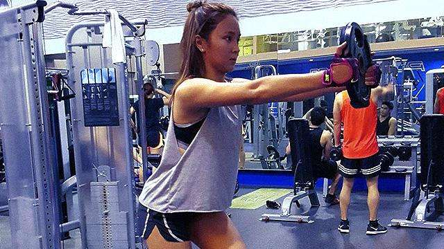 We Can't Stop Watching Kathryn Bernardo's Insanely Sexy Workout Videos