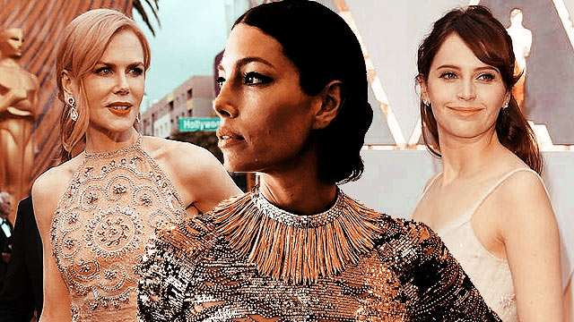 The Most Ravishing Looks From The Oscars 2017 Red Carpet