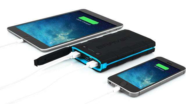 7 Portable Chargers For Your Power-Hungry Devices