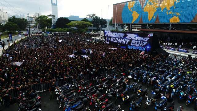 Pinoy Motorcycling Community Gears Up For World Record