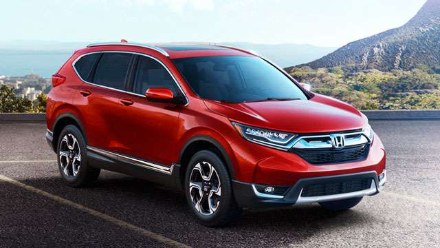 The Idea Of A Turbo-Diesel Honda CR-V Sounds Intriguing
