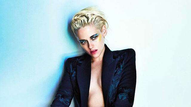Kristen Stewart's Revealing New Shoot Is Rock And Roll To The Core