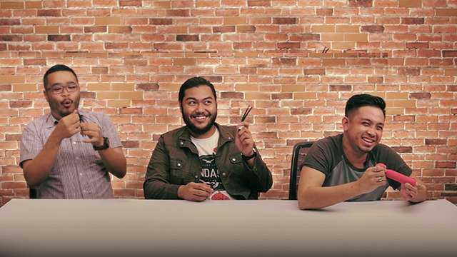 WATCH: Men React To Seeing Sex Toys For The First Time