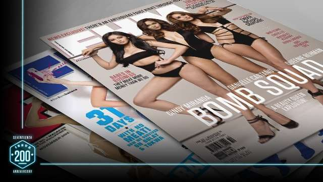 The Hottest Babe Groups To Ever Grace The Cover Of FHM