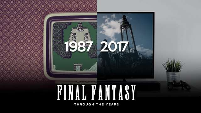 A Brief History Of The Evolution Of 'Final Fantasy'