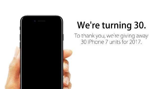 Whoa! Victoria Court Is Raffling Off 30 iPhones