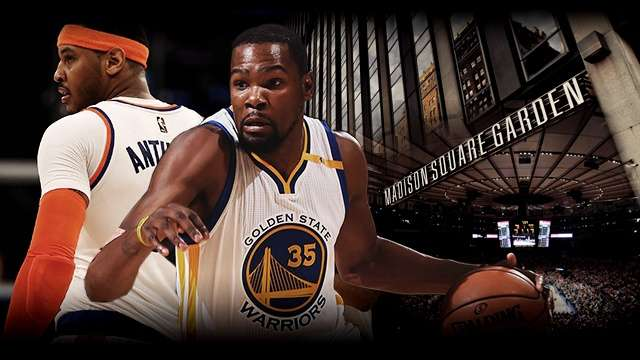 'Silent' NYK-GSW Game Revealed Bigger Issues About Them