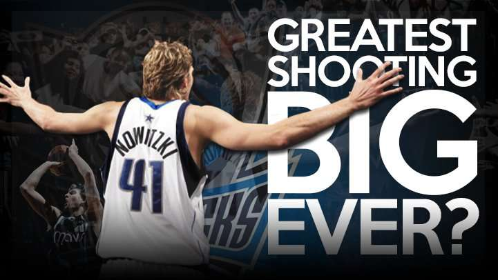 Dirk Nowitzki Just Became The Newest Member Of The 30K Club