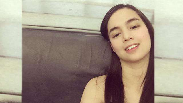 Kim Domingo's Topless Selfies Are Burning Up The Internet