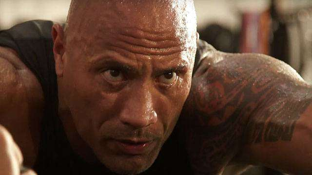Think You're Tough Enough To Try The Rock's Ultimate Workout?