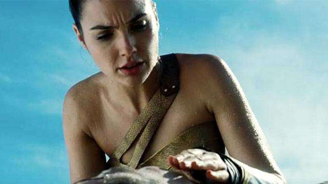 You Wouldn't Want To Mess With Gal Gadot In New 'Wonder Woman' Trailer