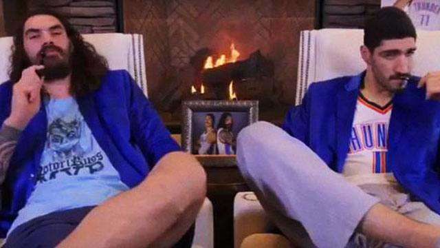 Stache Brothers Make Hilarious Case For Westbrook Winning MVP