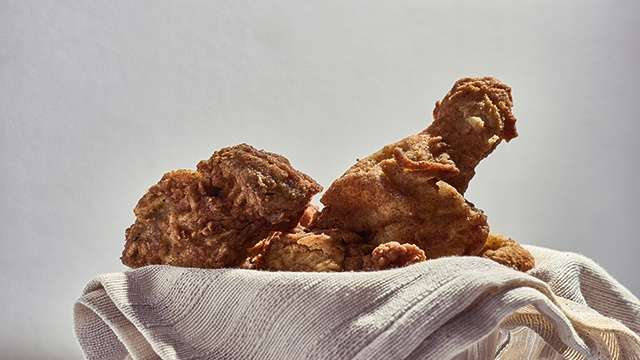 The Crispiest Secrets To Frying Perfection