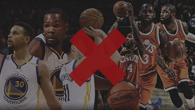 Are We Ready For An NBA Finals Without The Cavs And The Dubs?