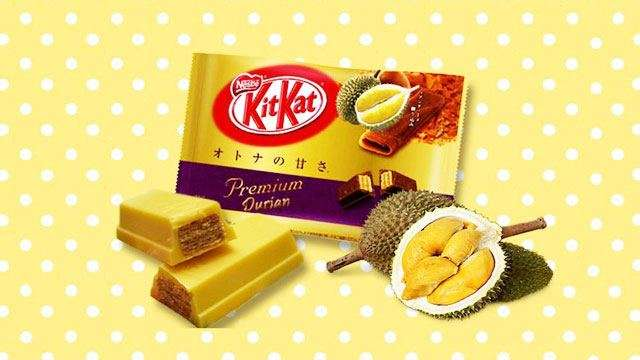 Are You Ready For Durian-Flavored Kit Kats?