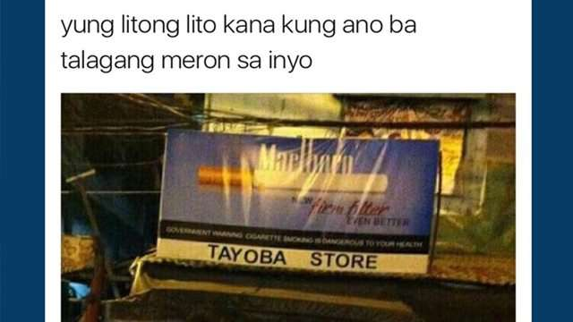 The Funniest Posts (So Far) From 'Filipino Tweets That Matter'